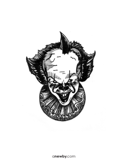 Pennywise-INSTA